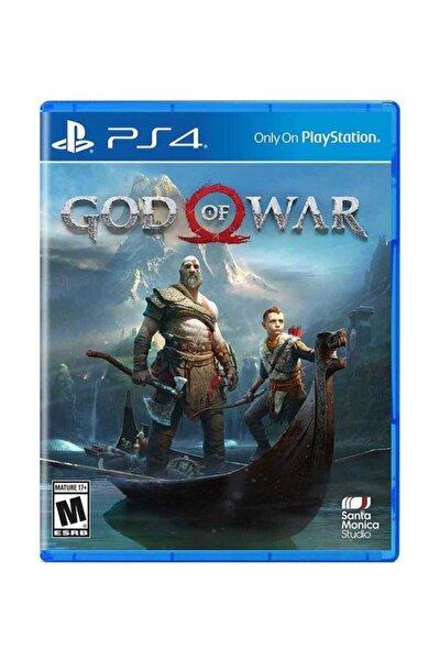 God Of War Türkçe Altyazılı Ps4 Oyun