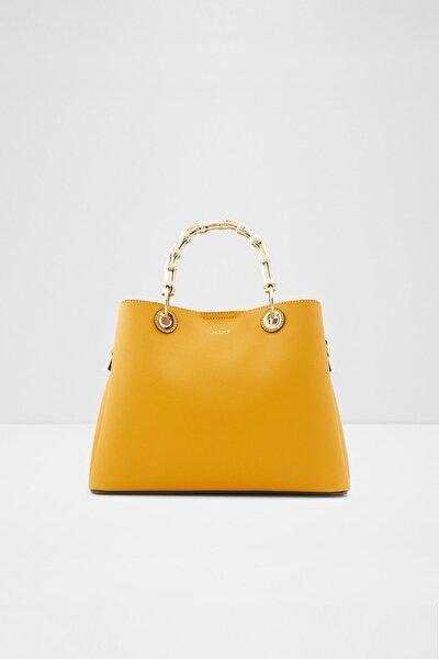 Kadın Sarı Çapraz Çanta
