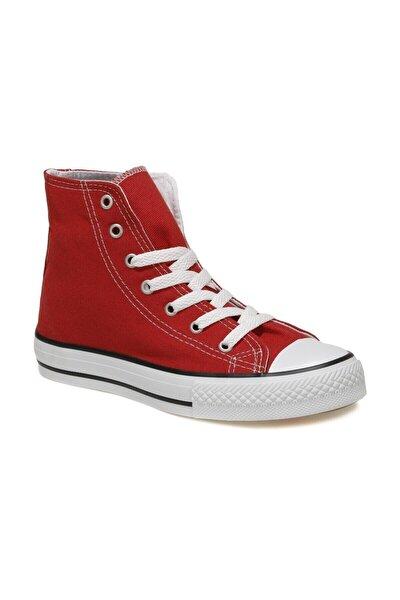 317514.Z 1FX Kırmızı Kadın Havuz Taban Sneaker 101009100