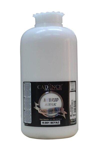 Beyaz Hybrid Multisurface Akrilik Boya 2  lt H-001