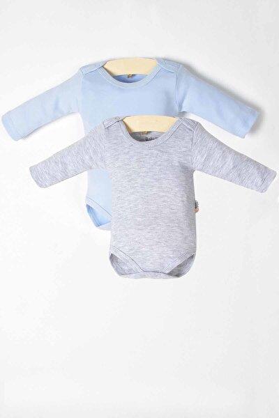 Erkek Bebek Badi 2li Takım 105
