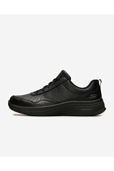 GO WALK STEADY Kadın Siyah Yürüyüş Ayakkabısı
