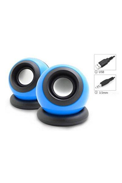Masaüstü Dizüstü Usb Mini Taşınabilir Küçük Hoparlör Usb Speaker