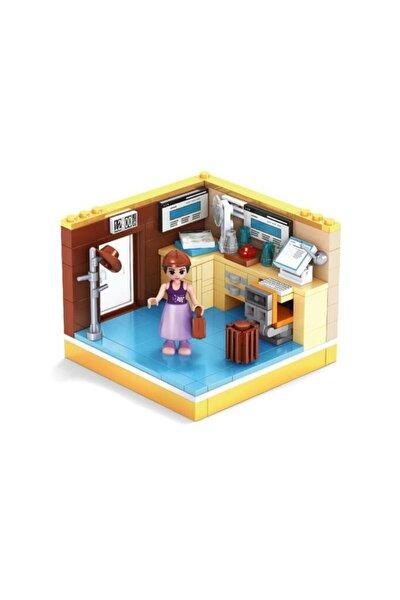 Lego Life Çalışma Odası Ev Seti