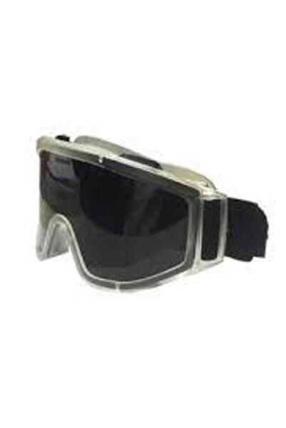 Siyah Koruyucu Kaynakçı Buğulanmaz Gözlük S-550
