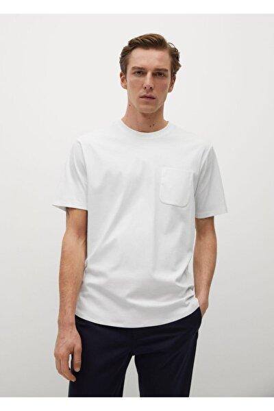 Cepli Pamuklu Tişört