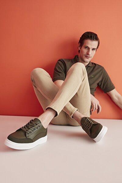 Haki Erkek Sneaker 02AYY214130A880