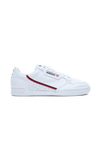 Continental 80 Unisex Beyaz Spor Ayakkabı