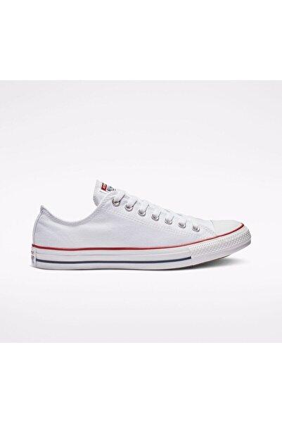 Unisex Beyaz Bağcıklı Chuck Taylor All Star Sneaker