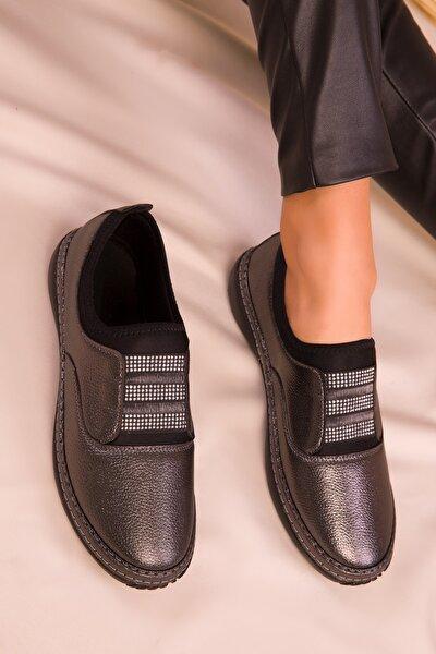 Platin Kadın Casual Ayakkabı 16151