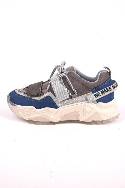 Kadın Mavi-gri MultiSpor Ayakkabı  65140