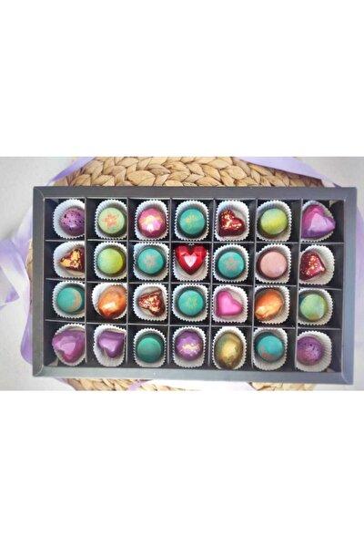 28'li Butik Hediyelik Çikolata 12 Farklı Tat