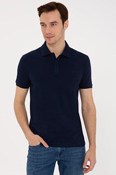 Lacıvert Erkek T-Shirt G051Sz011.000.1284664