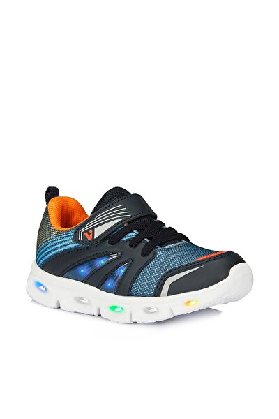 Samba Erkek Çocuk Lacivert Spor Ayakkabı