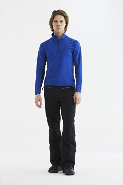 Bosten Erkek Sweatshirt Mavi/lacivert