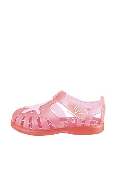 Tobby Velcro Estrella Sandalet