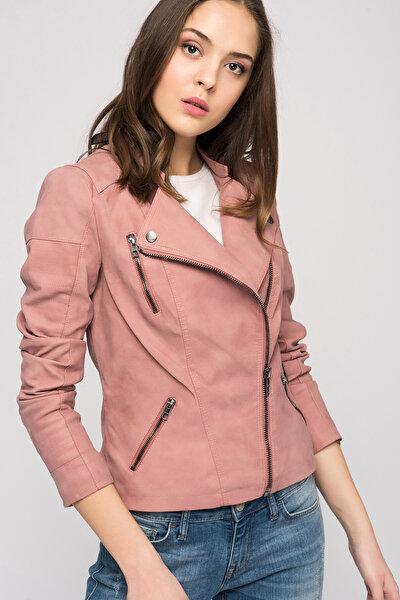 Kadın Gül Kurusu Ceket 15102997