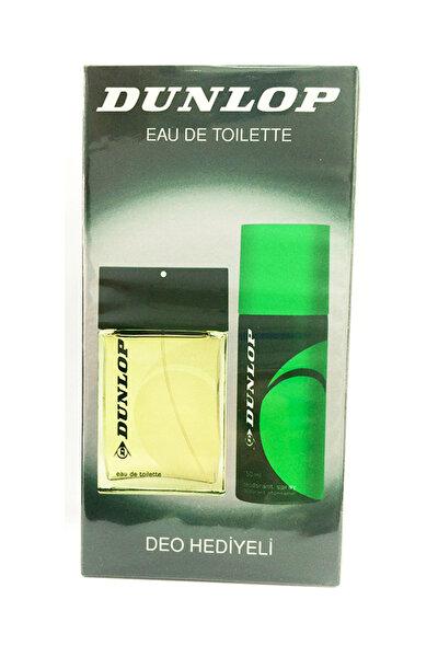 Klasik Yeşil Edt 100 ml + 150 ml Deodorant Erkek Parfüm Seti 8690587502305