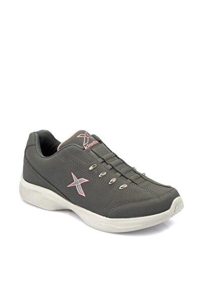 Audrey Koyu Gri Somon Kadın Yürüyüş Ayakkabısı 100337142