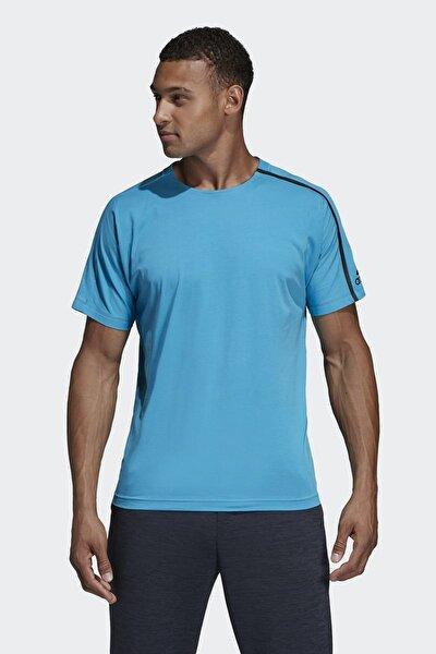 M ZNE TEE Turkuaz Erkek T-Shirt 101117547