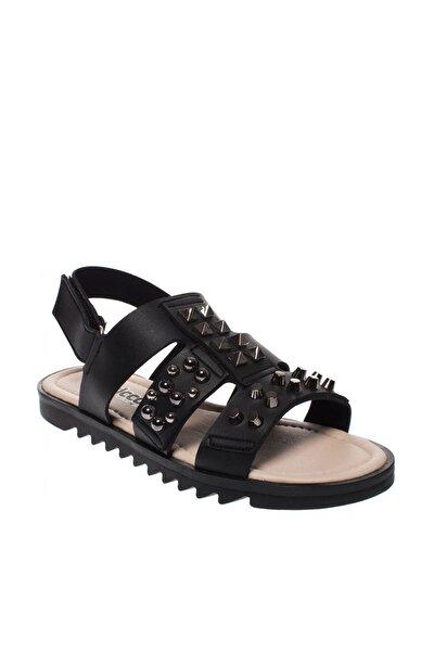 Siyah Kız Çocuk Sandalet 211 921.19Y512F