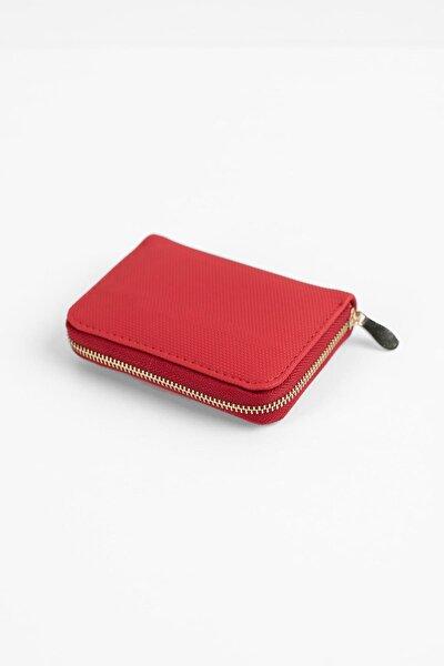 Kadın Kırmızı Cüzdan ADX-0000016035