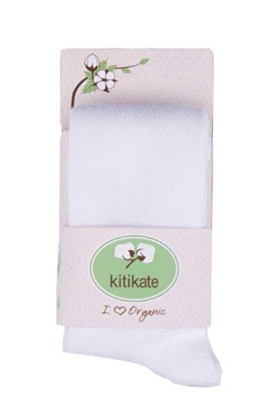 S95941 Organic Bebek Külotlu Çorap