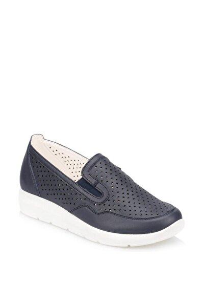 TRV910027 Lacivert Kadın Ayakkabı 100373502