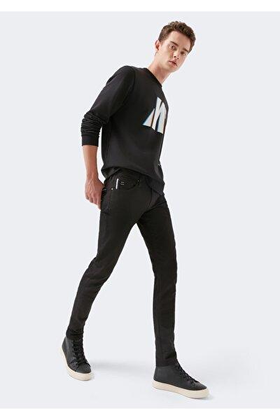 Ziftt Serisi James Siyahı Jean Pantolon
