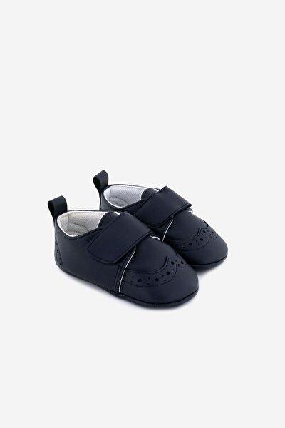 Cırtlı Yürüme Öncesi Bebek Ayakkabı