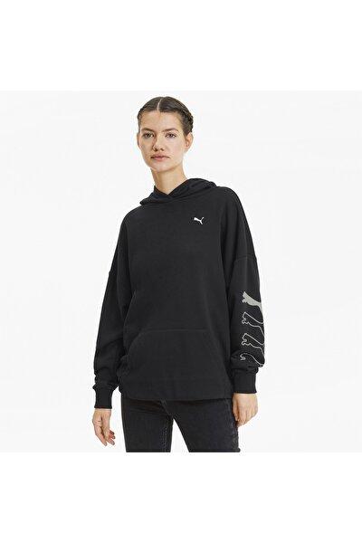 Kadın Spor Sweatshirt - REBEL - 58130901