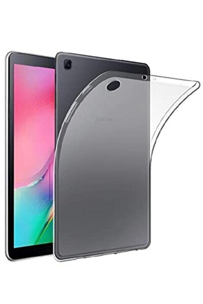 Samsung Galaxy Tab A 10.1 T510 Silikon Tpu Şeffaf Kılıf
