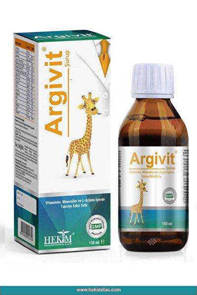 L-Arginin, Vitaminler ve Mineraller İçeren Takviye Edici Gıda 150ml