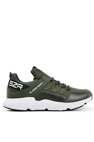ZAFIRA Sneaker Erkek Ayakkabı Haki SA20RE041