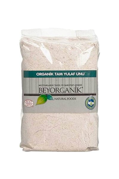 Organik Yulaf Unu 350 gr