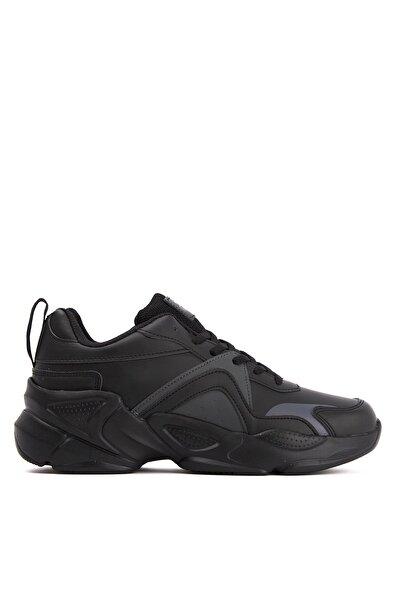 INWESTA Sneaker Kadın Ayakkabı Siyah SA20LK035