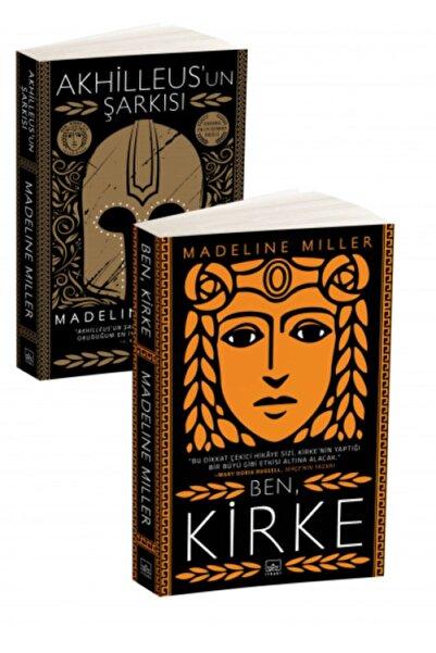 Ben, Kirke + Akhilleus'un Şarkısı (2 Kitap)