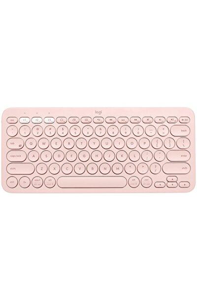 K380 Multi-device Bluetooth(R) Türkçe Q Klavye-gül 920-010067