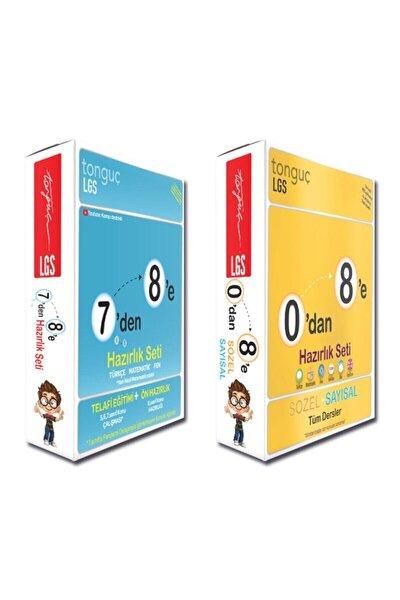 8. Sınıf 7 Den 8 E Hazırlık Seti 2020 4 Kitap Tüm Dersler