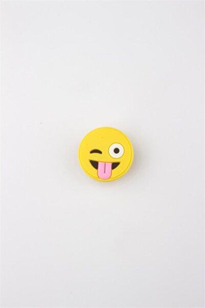 Akınalbella Bellax Terlik Aksesuarı(göz Kırpan Emoji)