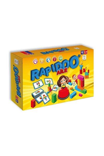 Rapidoo Aile Dikkat Ve Denge Oyunu