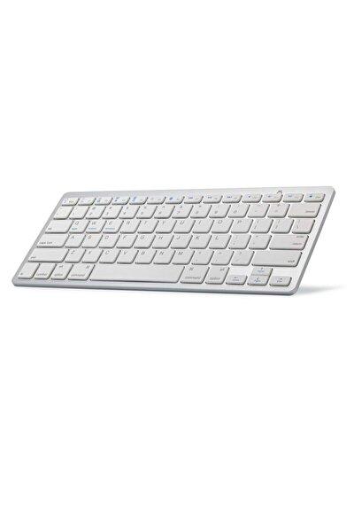 Kablosuz Bluetooth Türkçe Q Klavye Hn806