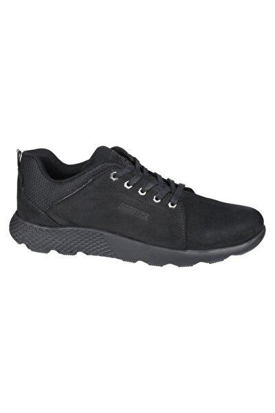 Hakiki Deri Siyah Erkek Ayakkabı M5520ns