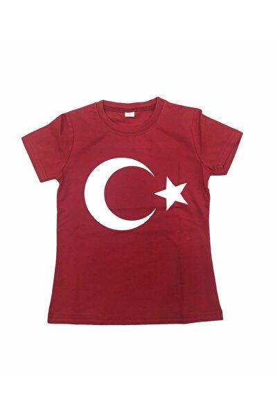 Çocuk Bayrak T-Shirt