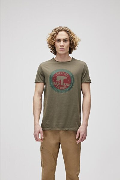 Erkek Bad Thıngs Tee T Shirt 21.01.07.005