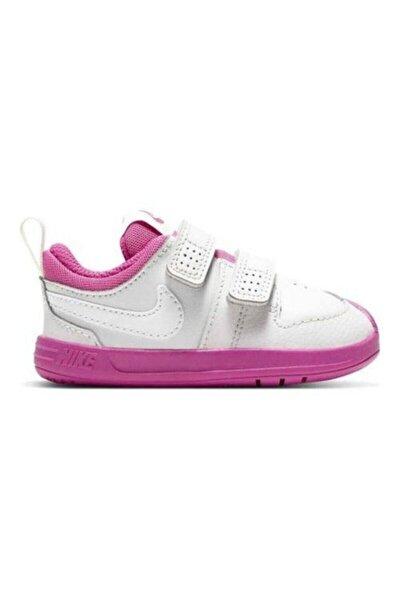 Kız  Çocuk Beyaz  Bantlı Spor Ayakkabı