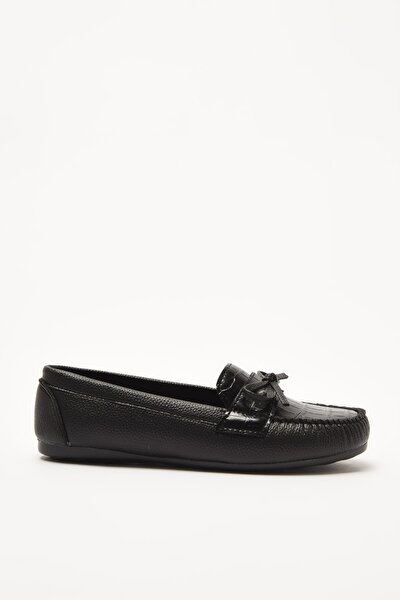Siyah  Loafer Ayakkabı 01AYY212300A100