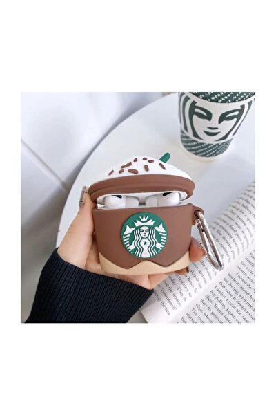 Airpods Starbucks Frappuccino Koruyucu Kılıf - Airpods Pro