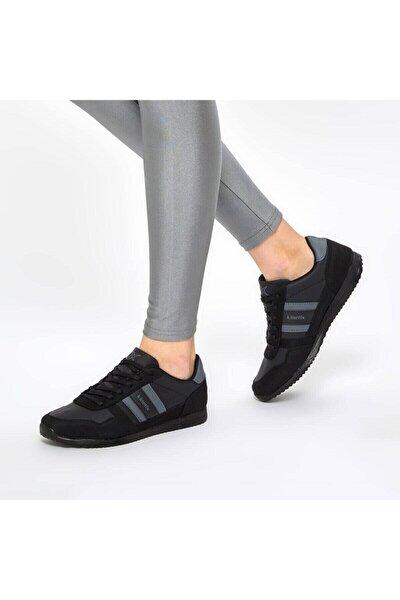 CARTER PU W 9PR Siyah Kadın Sneaker Ayakkabı 100429944