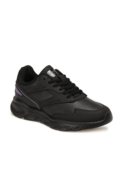 Botan W Siyah Kadın Koşu Ayakkabısı